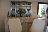 现代家居酒吧台