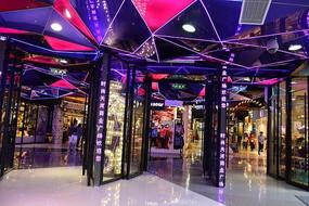 广州时尚天河地下商场店铺