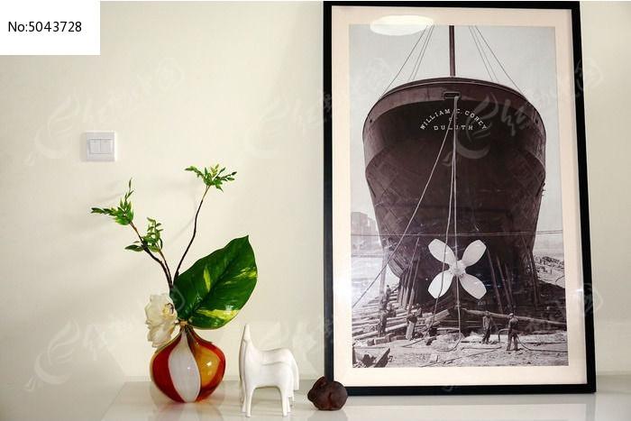 家居摆设装饰品图片,高清大图_插画绘画素材