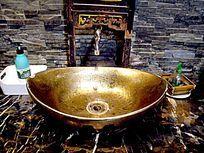 金元宝洗手盆