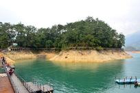流溪河森林公园岛屿