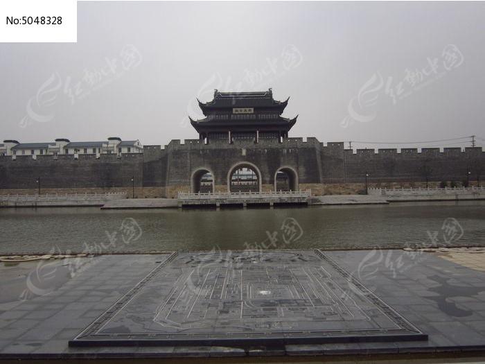 苏州名胜古迹手绘