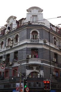 欧式风格的上海建筑