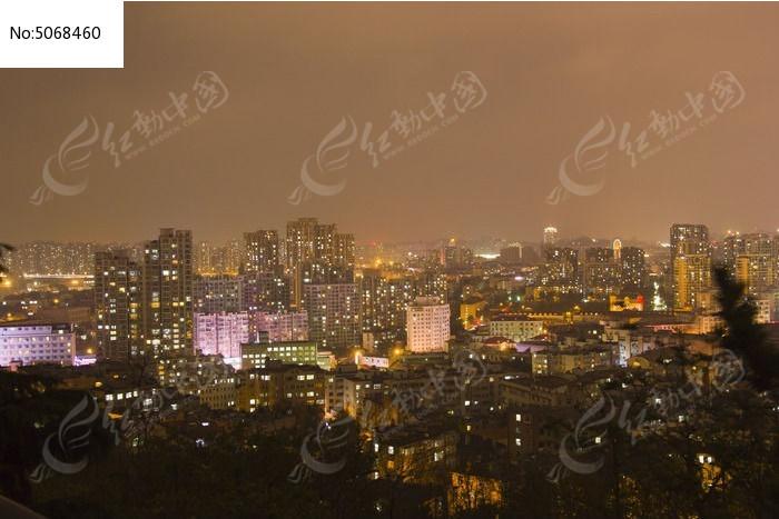 青岛建筑夜景图片,高清大图_城市风光素材