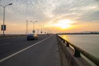 松陵大桥风景
