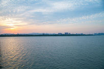 苏州玩太湖边风光