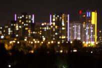 唯美都市夜景