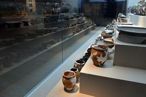 中国博物馆陶制品展台
