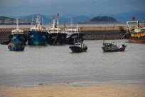 丁字坝小渔港