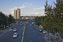青岛的道路风景