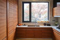 实木厨房装修
