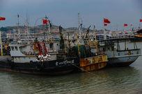霞浦三沙渔港码头