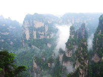 张家界武陵园风景