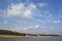 青岛海水风景