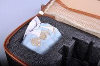 陶瓷功夫茶具旅行套装特写