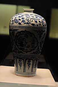 陶制青瓷釉瓶