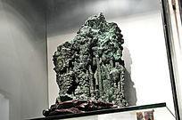 绿色森林状孔雀石