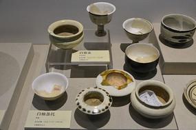 中国金元时期出土的陶制品生活用具