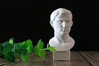 阿格里巴石膏像