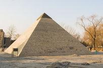 埃及金字塔模型