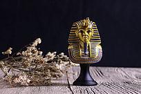 古埃及金棺人物小像