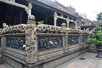 广州陈家祠围栏浮雕