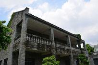 广州宏信工业创意园旧骑楼