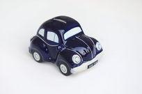 蓝色甲壳虫玩具