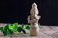 守护神古埃及人物小像