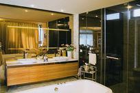 洗澡间样板房
