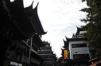 城隍庙街景
