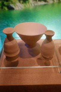 碗窑制作的陶坯