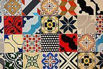 图案陶瓷装饰材料