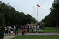 中山大学雕塑广场