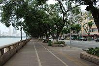 滨江西路街景