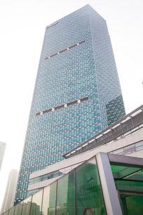 高楼玻璃幕墙