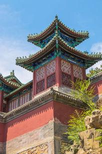颐和园清代建筑