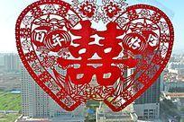 中国喜剪纸