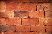 方砖墙背景