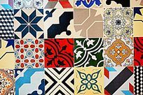 花纹图案陶瓷砖