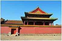 沈阳故宫古建筑