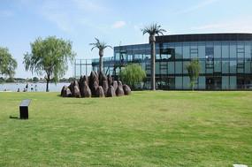 佘山雕塑公园风景