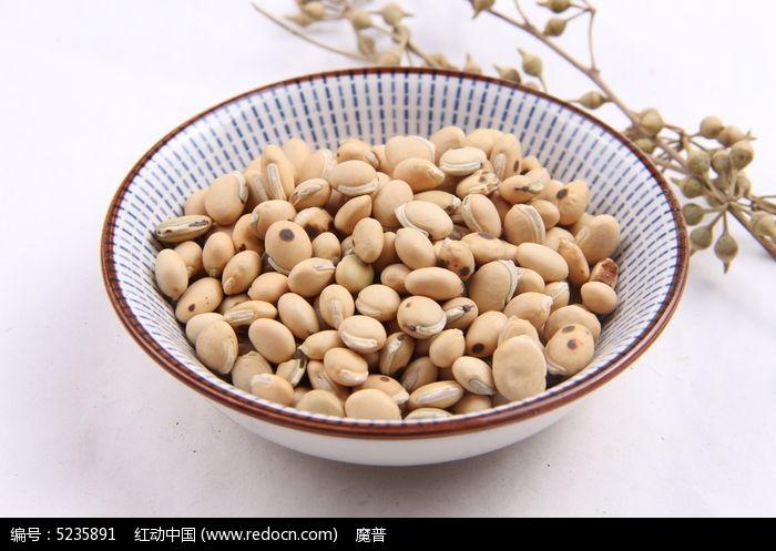 白扁豆中药材图片