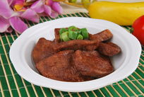 杭椒小素鸡