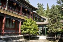 北京大观园缀锦楼