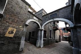 老上海弄堂