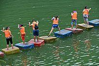 水上休闲娱乐