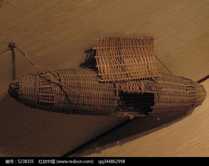 鱼篓编织方法步骤图