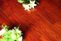 多层实木仿古浮雕地板
