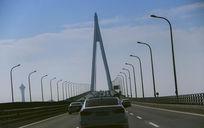高高的桥梁